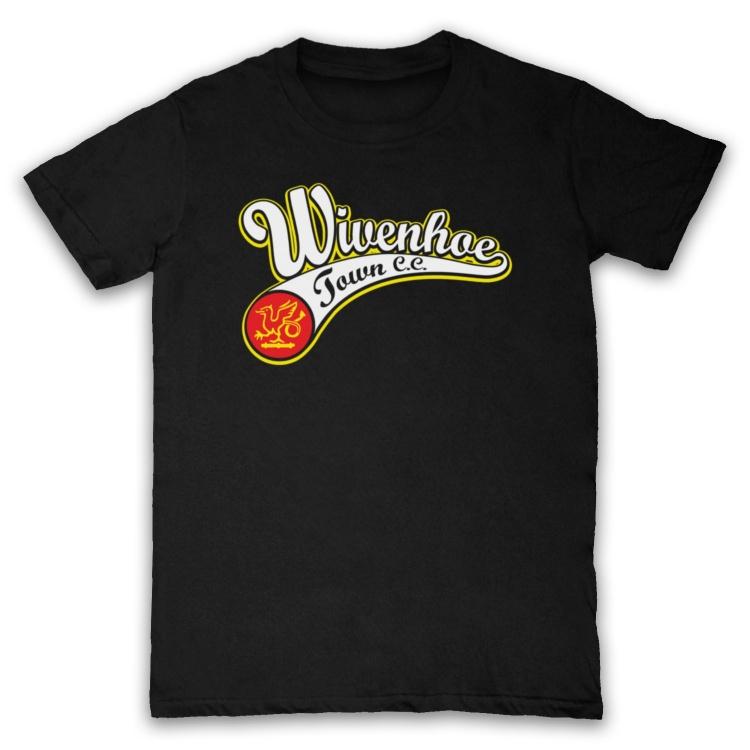 WTCC Fashion Shirt Retro Logo Non Distressed