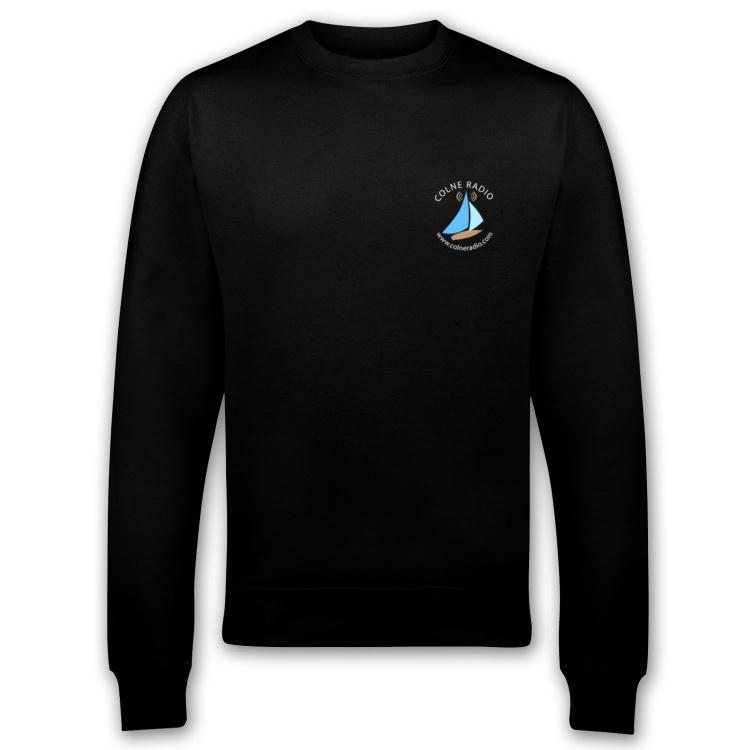 Colne Radio Sweatshirt Embroidered