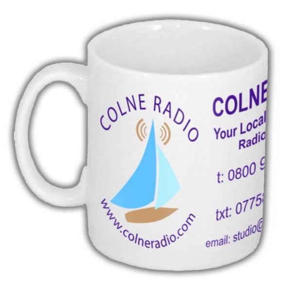 Colne Radio Mug