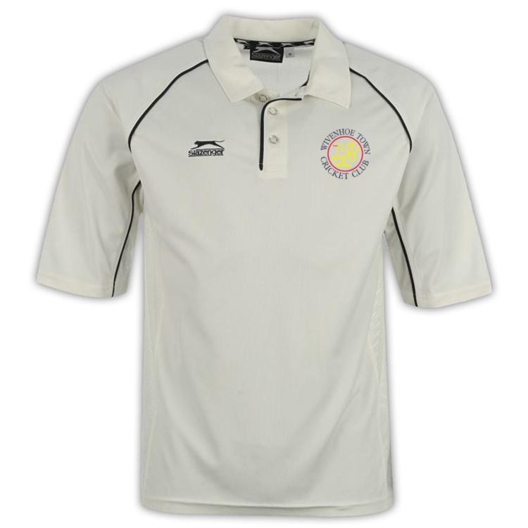 WTCC Kids Shirt Slazenger Short Sleeve