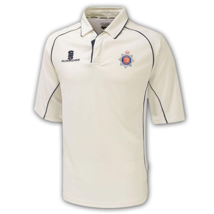 Essex Police Cricket Adults Shirt Premier Short Sleeve