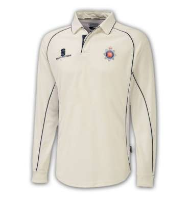 Essex Police Cricket Adults Shirt Premier Long Sleeve