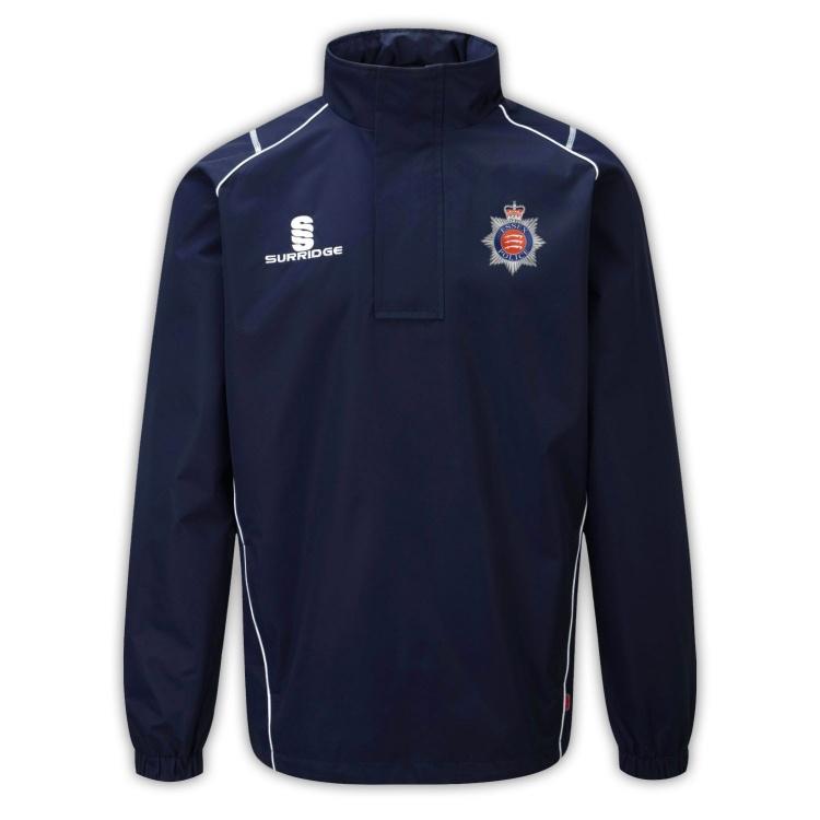 Essex Police Cricket Adults Jacket Curve Rain