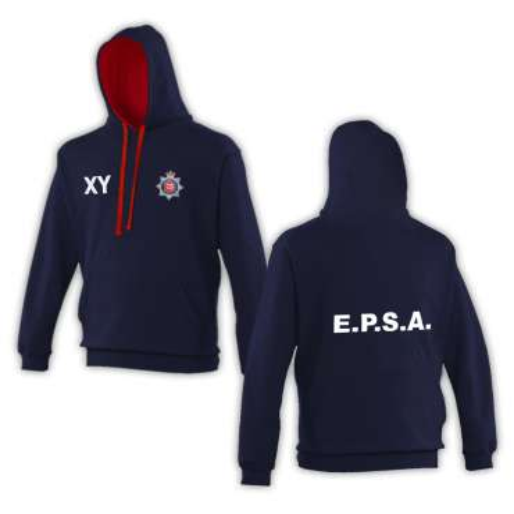 Essex Police Cricket Adults Hoodie Varsity