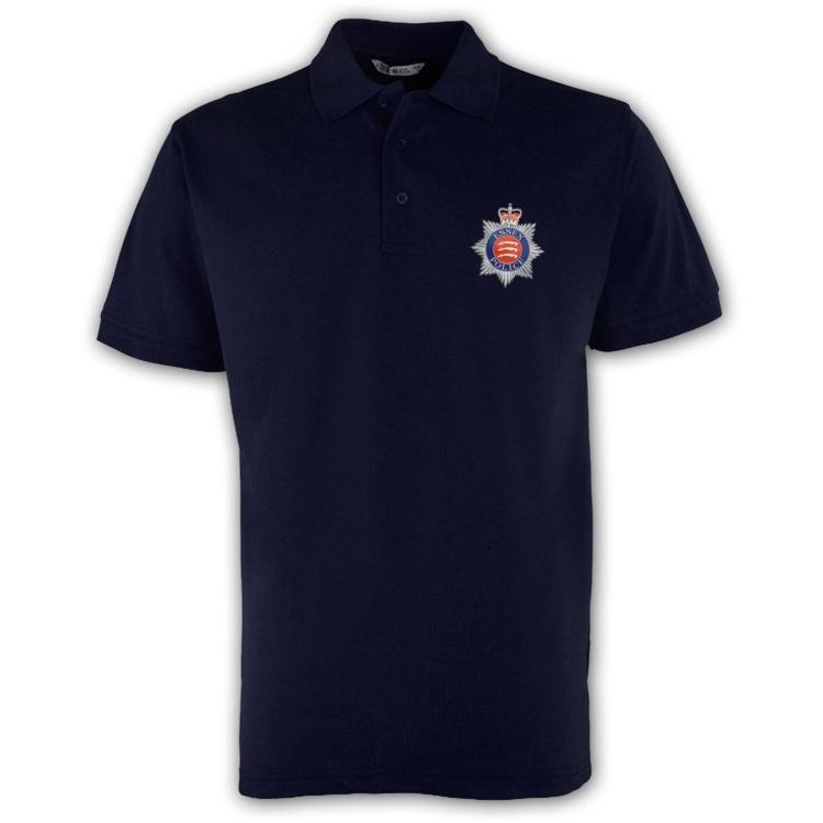 Essex Police Cricket Mens Polo Shirt
