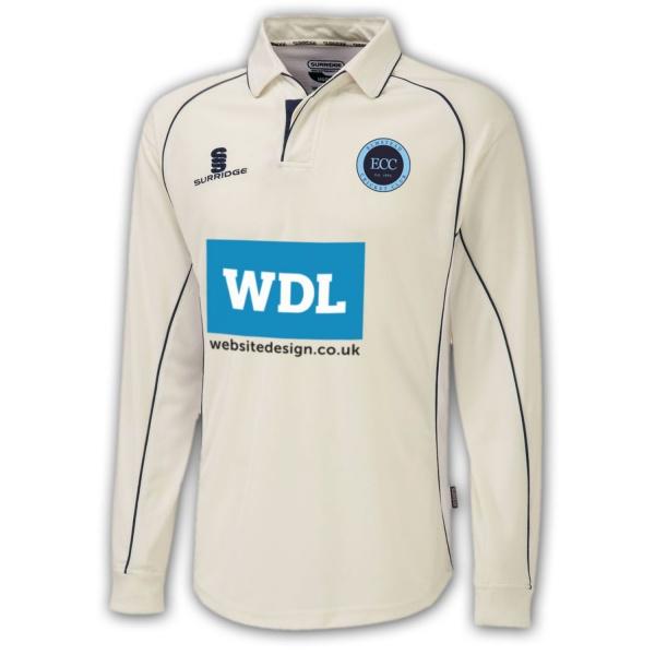 EGCC Adults Shirt Premier Long Sleeve