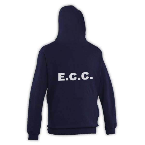 ECC Adults Hoodie Varsity
