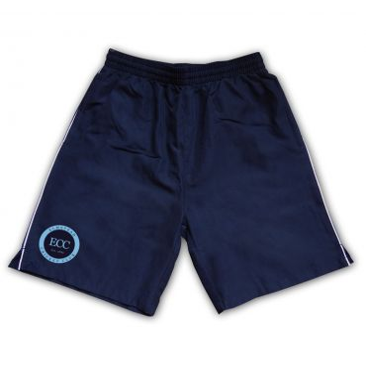 ECC Adults Shorts Piped