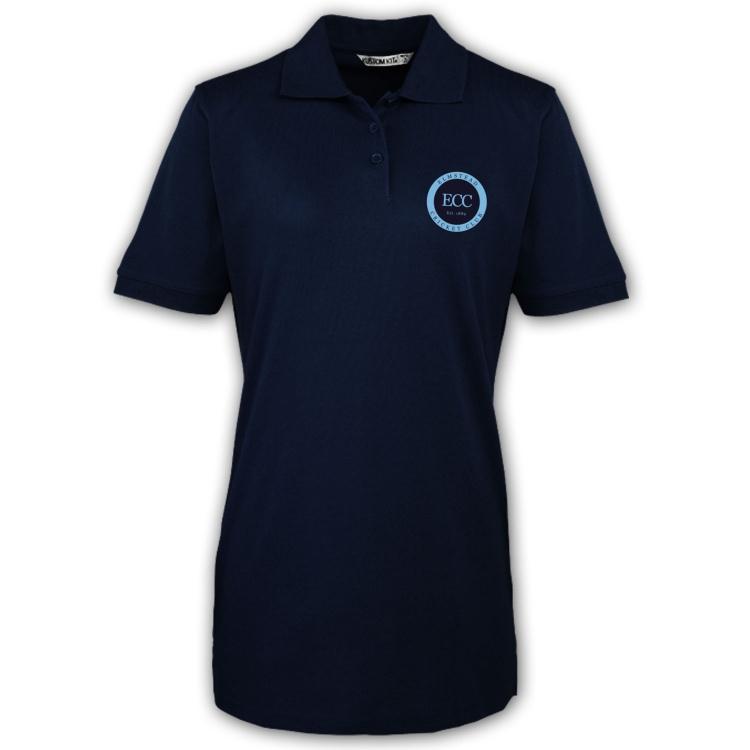 ECC Womens Polo Shirt