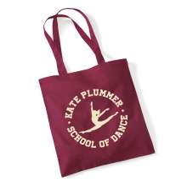 Kate Plummer School Of Dance Tote Bag