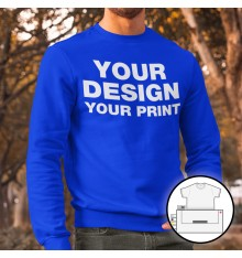 DTG Printed Sweaters