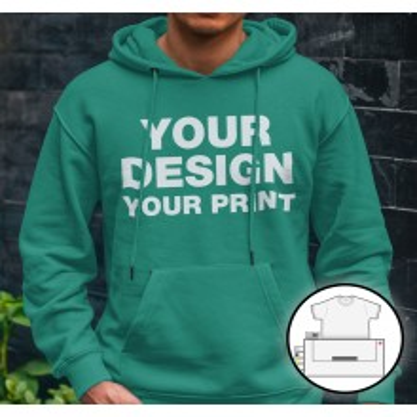 DTG Printed Hoodies