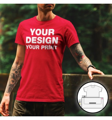 DTG Printed T-Shirts