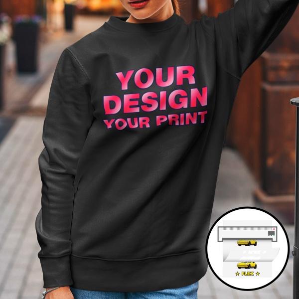 Printable Flex Sweaters