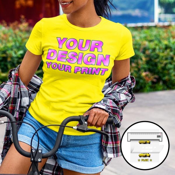 Printable Flex T-Shirts
