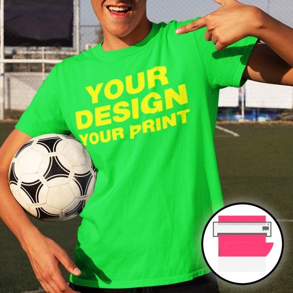 Flex Printed T-Shirts
