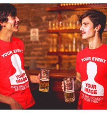 Stag Party Event T-Shirts