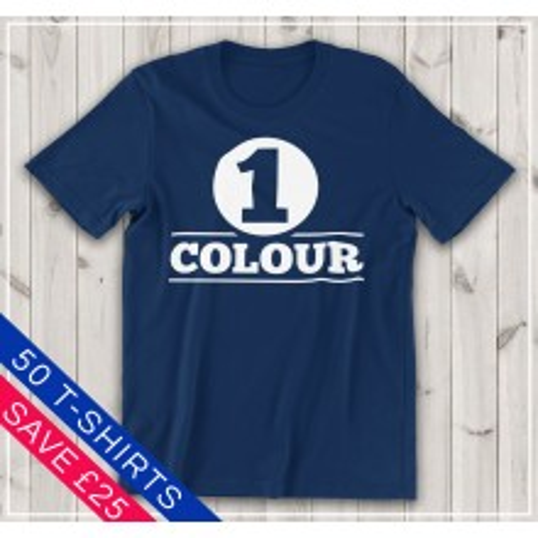 Colour T Shirt Screen Print Deals