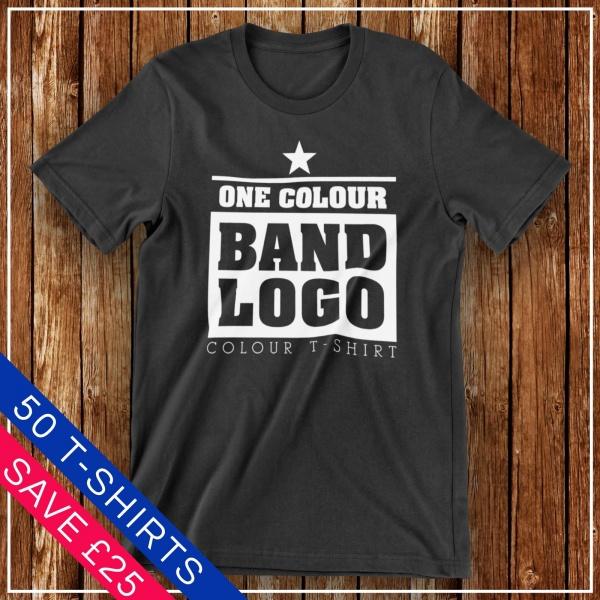 Colour T Shirt Band Package Deals