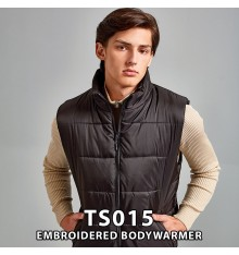 Embroidered Bodywarmers