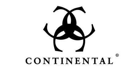 Continental Clothing Logo